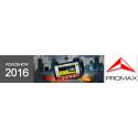 Promax mätinstrument ger sig ut på roadshow