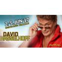 David Hasselhoff kommt zur FedCon 26 in Bonn