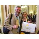 Celsiusprojektet vinner europeiskt hållbarhetspris
