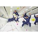 Spaceport Sweden offers weightless flights