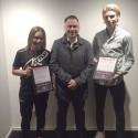 Superduo  blev årets unga talanger i ThorenGruppen Trophy