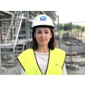 Ny bygg- & fastighetsutvecklingschef på Uppsalahem