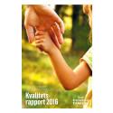Kvalitetsrapport 2016, Tjust Behandlingsfamiljer