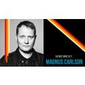 Magnus Carlson till Frimis Salonger den 25/3.