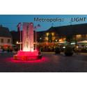 Metropolis: by LIGHT – storslaget ljusarrangemang i Malmö