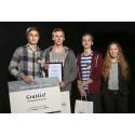 Folkungaskolan vinnare av Lantmäteriets pris