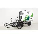 TWS lanserar miljövänlig lastcykel i Malmö