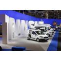 Ford er største nyttekjøretøymerke i Europa i september. Også Ford i Norge har hatt meget sterk fremgang på nyttekjøretøy