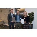 Epirocs nya kontorshus vinnare av Örebro kommuns byggnadspris!