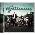 "The Refreshments släpper ny singel ""Wish It Was Me""  från kommande album  ""Highways & Byways"" Release 23 maj. (Darrow/Naxos)"