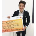 Thoren Business School svenska mästare för andra året i rad