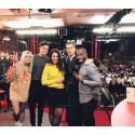 Nu är Musikhjälpen igång - Oscar Zia och Farah Abadi är årets publikambassadörer!