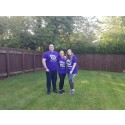 ​Survivors take a Step Out for Stroke in Middlesbrough