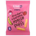 Ancrona återkallar Ella´s Kitchen Maize puffs Jordgubb + banan då svenska saknas på förpackningen