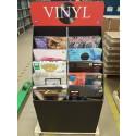 Vinylskivan tillbaka på allvar – nu i dagligvaruhandeln och på stormarknader!
