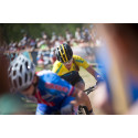 Fyra svenska topp tio-placeringar på VM-sprinten