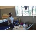 Risk för snabb spridning av kolera i Nairobi