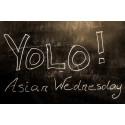 Asiatisk onsdagsmeny på Yolo!