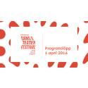 Programsläpp för Göteborgs dans- och teaterfestival 2016