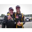 Team Pampas satsar på medalj i V8 Thunder Cars