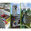 Envac lanserar två nya koncept på Elmia-mässan