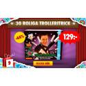 Vi öppnar lucka 9 i Lekmers julkalender - Tobbe Trollkarls trollerilåda för 129 kr (229 kr)