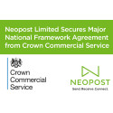 Neopost Limited Secures Major National Framework Agreement from Crown Commercial Service