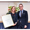 Helena Saxon named the Alumna of the Year 2018
