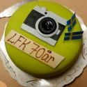Lindesbergs Fotoklubb firade 70 år på klubbmöte