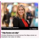 Panikras för Swedbank på börsen