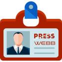 Journalister och dagens webbredaktörer får liknande uppgifter - I en värld av fake-news!