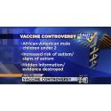 Vaccinationsskandalen – höll tillbaka rapport om att vaccin skapar autistiska barn