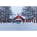 Swedish Lapland hotel rated best Nordic Choice Hotel in the Nordic countries