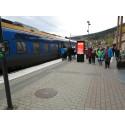 Mittstråket Sundsvall - Trondheims sysselsättning, befolkning och BRP 2040
