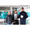Piteå kommun och polisen samarbetar i säkerhetsfrågor för äldre