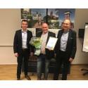 Kronocamping - Årets turismföretagare i Destination Läckö-Kinnekulle 2016