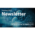 Stockholm Science City Newsletter - February 2019