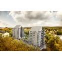 Tornstaden byggstartar 94 bostadsrätter i centrala Göteborg