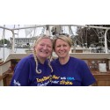 Plymouth friends sail to fundraising success for the Stroke Association