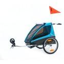 Thule introduceert de Thule Coaster fietsaanhanger; nieuw in de productcategorie 'Active with Kids'