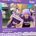 Ringwood runners race to fundraising success for the Stroke Association