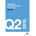 Manpower Arbetsmarknadsbarometer för kvartal 2 2015