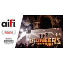 aiFi till Pioneers Festival i Wien den 24-25 maj