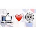 Palina väljer Delumo - storsatsar på sociala medier!