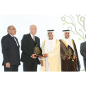 Hans Hassle, Plantagon, awarded the Khalifa International Award for Agricultural Innovation