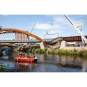 Ordsall Chord nears completion following cascade placement