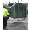 Efterlängtad återvinningsstation i Uppsala kommer i retur.