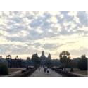 Et lite stykke Kambodsja - et stort eventyr