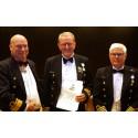 Kungl. Örlogsmannasällskapet belönar och medaljerar