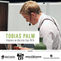 Tobias Palm vinnare av Barista Cup 2014 – Sveriges bästa barista